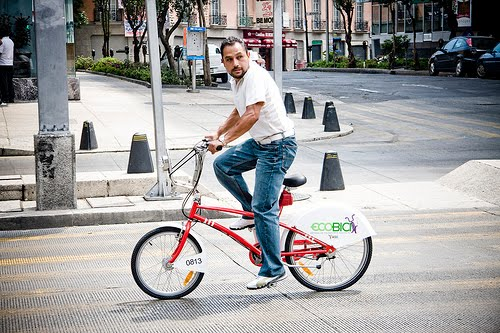 Pedal around Mexico City with the latest craze: Ecobici