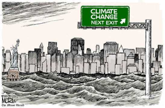 NYC-Climate-Change