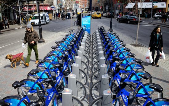 Citibike has been successful in terms of market acceptance, but its been a financial flop